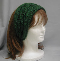 This lovely green headband could be your's, all you have to do is give it a click!