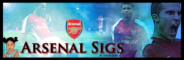 arsenal sigs