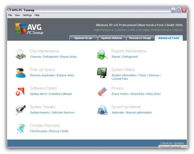 2011 A nova versão do AVG Antivírus está recheada de surpresas e ESET NOD32