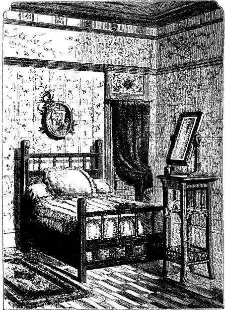 Victorian Interiors And More The Bedroom And Boudoir