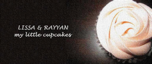 * Lissa n Rayyan ~ My Little Cupcakes * MA0150807-H
