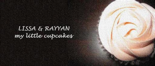 * Lissa n Rayyan ~ My Little Cupcakes * MA0150807-H