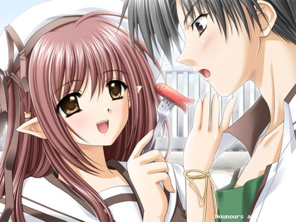 Gambar Anime Romantis Anime Lovers Blog