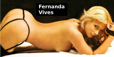 Fernanda Vives desnuda