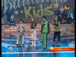 Bailando Kids 2009