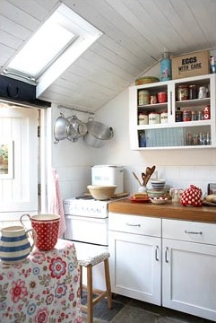 My kind of country: tips for a very cottage style home ...