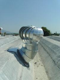 """Instalación terminada - Eólico 12"""""""