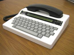 Telefone para surdos