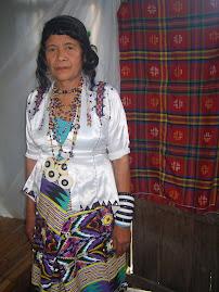 EGALIA, MANSAKA WOMAN