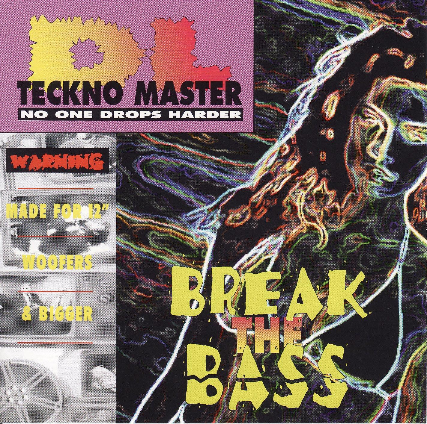 X-ES + The Bass Posse - Bass Creations Volume 6