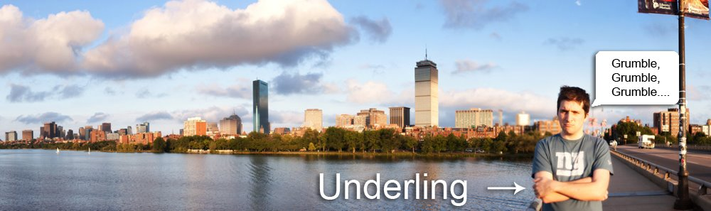Grumbling of an Underling