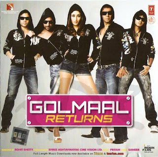 Golmaal Returns (2008) - Hindi Movie