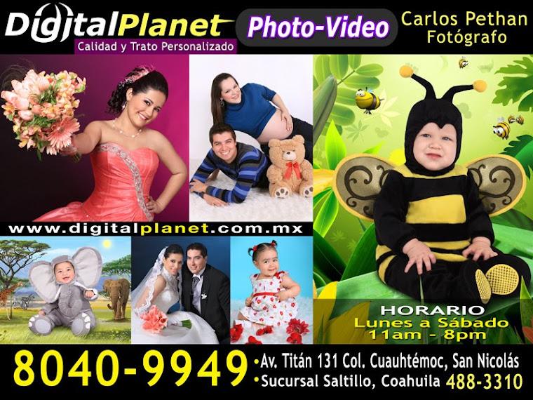 Estudios Fotográficos en Monterrey