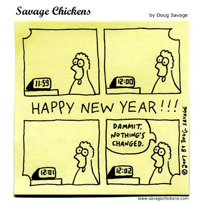 Daily Snacks - Humourous Joys, Jolly and Jokes: Happy New Year!