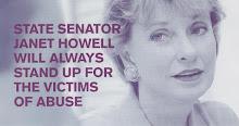 Sen. Janet Howell, Hypocrite