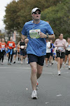 Me at the New York City Marathon 2009
