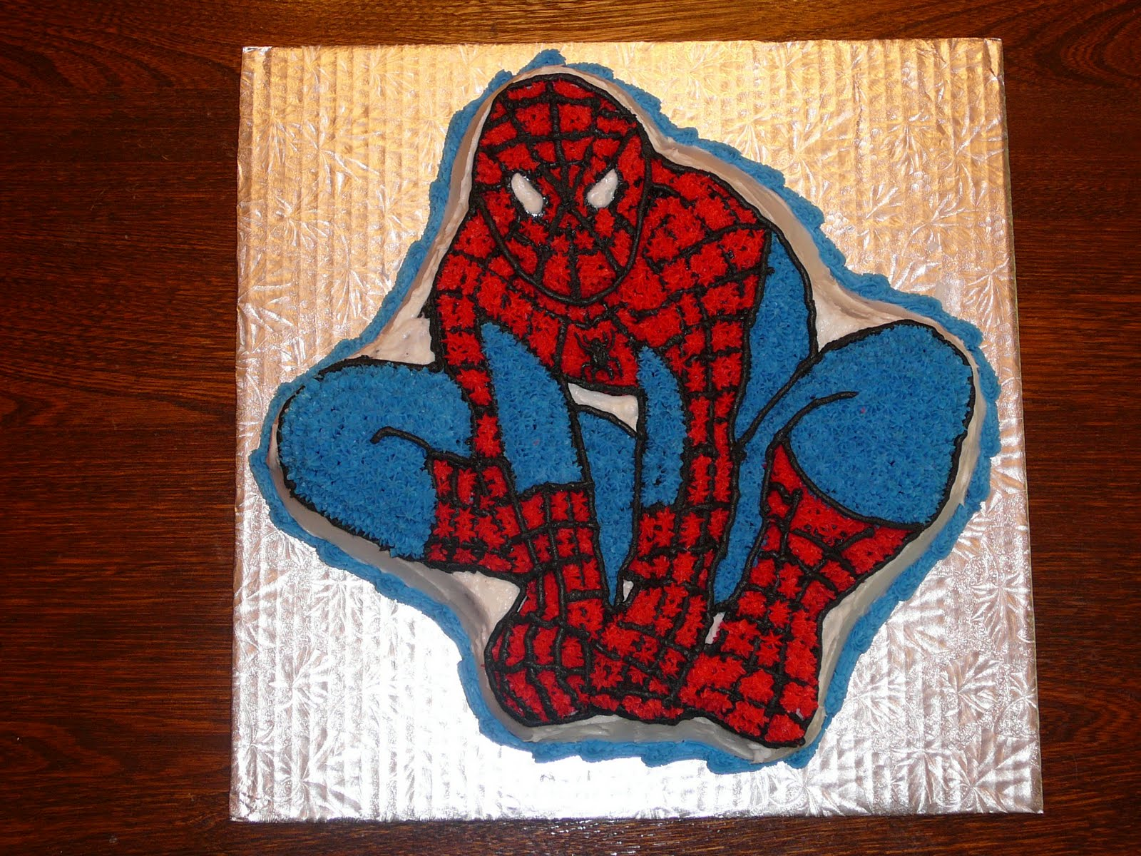 Cake Decorating Kit Bulk Barn : Spiderman Cake Pan Bulk Barn