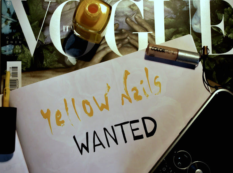 Yellow Nails Wanted