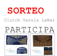 SORTEO DE UN EXCLUSIVO CLUTCH, PARTICIPA!