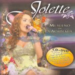 jolette cd/dvd