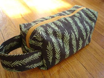Dragonfly Box Bag