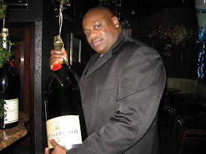 Big Tone with the Moet!