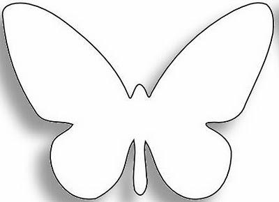 Karmuca y cuquino cuadros de mariposas - Plantillas de mariposas para pintar ...