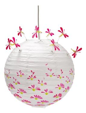Karmuca y cuquino personalizar lamparas de papel - Lamparas infantiles colgantes ...