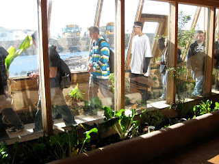 earthship tour