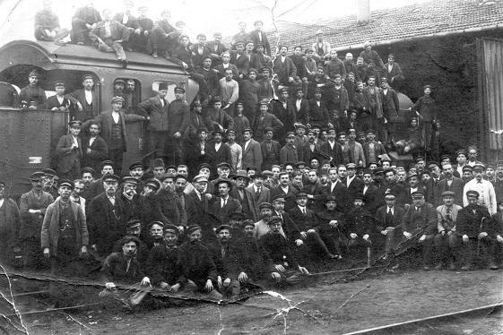 σιδηροδρομικός σταθμός ανδριανούπολης