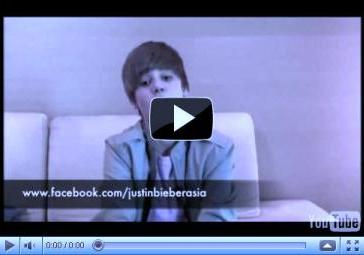 Justin Bieber Youtube on Terutama Di Situs Berbagi Video Youtube  Berikut Video Justin Bieber