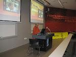 Burma VJ Show in Auckland University