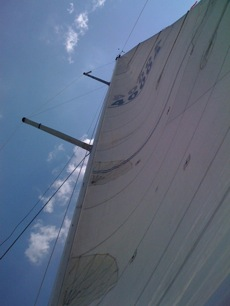 Main sail
