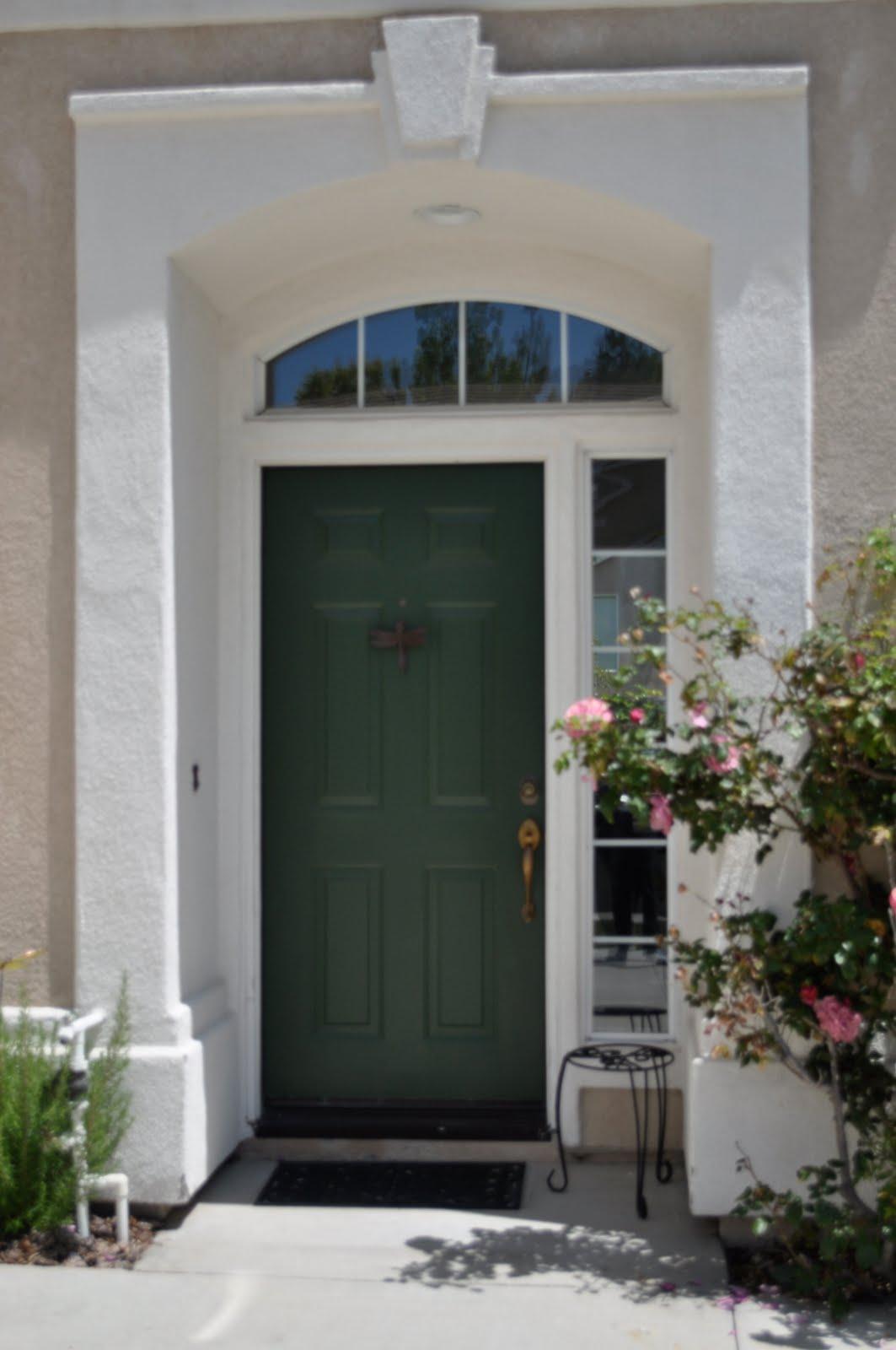 katydiddys front door makeover