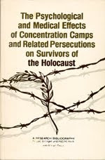 an evaluation of the psychological effect of the holocaust This chapter examines the proposition that social-psychological explanations of the holocaust tend to exonerate perpetrators it suggests that social-psychological explanations may be viewed as relatively condoning toward the perpetrators of genocide.