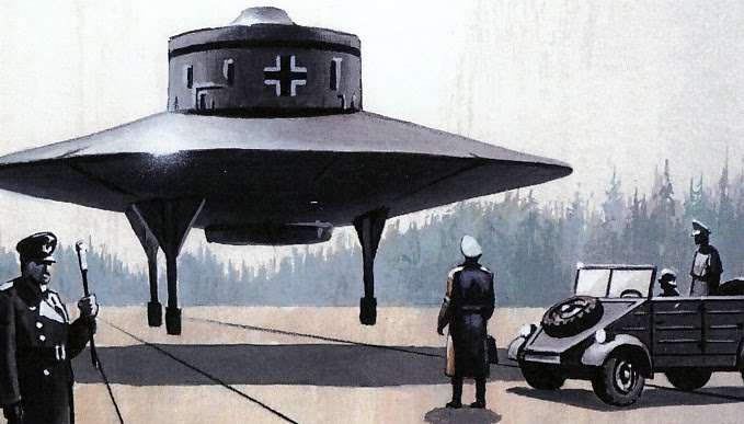 This Is Your Wake Up Call Nazi Ufo S