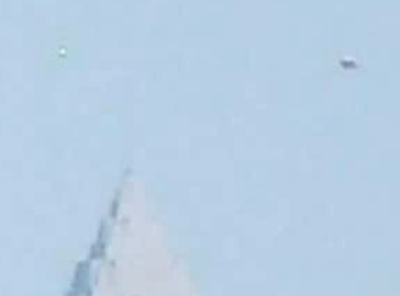 Latest UFO Sightings Disc Shaped UFO's Spotted Above Ohio USA