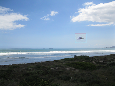 UFO Sighting Spotted Above South Africa, UFO Sighting News
