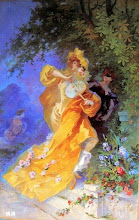 Sarah Bernhardt par Jules Cheret
