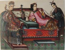Femmes chinoises chez elles