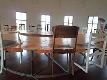 Chen Zhen   table ronde