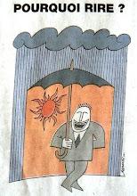 rire de la pluie et autres désagréments