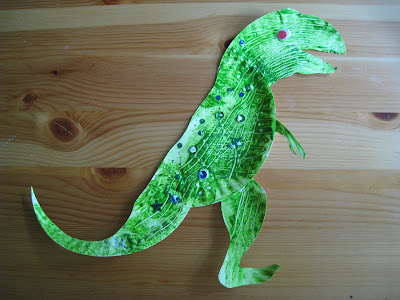 The Good Dinosaur Arlo Paper Plate Craft. My youngest is super excited that she gets to come with me next week to watch an early showing of ... & Paper Plate T-Rex ~ Sheu0027s Crafty | Free Wallpaper
