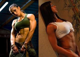 fitness strong women