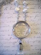 Halsband med lampa..=)