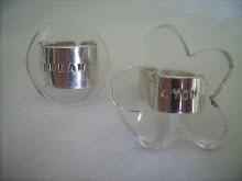 Nyhet! Tjejerna på happy designs nya ringar!!