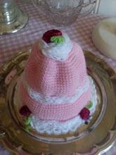 Jag har fått en *underbar* tårta av Nilla!!!!...