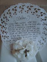 Tack sötaste Helen för ditt ljuvliga paket med underbart innerhåll!!..