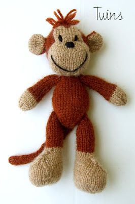 Knitting Pattern For Pg Tips Monkey : KNITTING PATTERN FOR PG TIPS MONKEY   KNITTING PATTERN