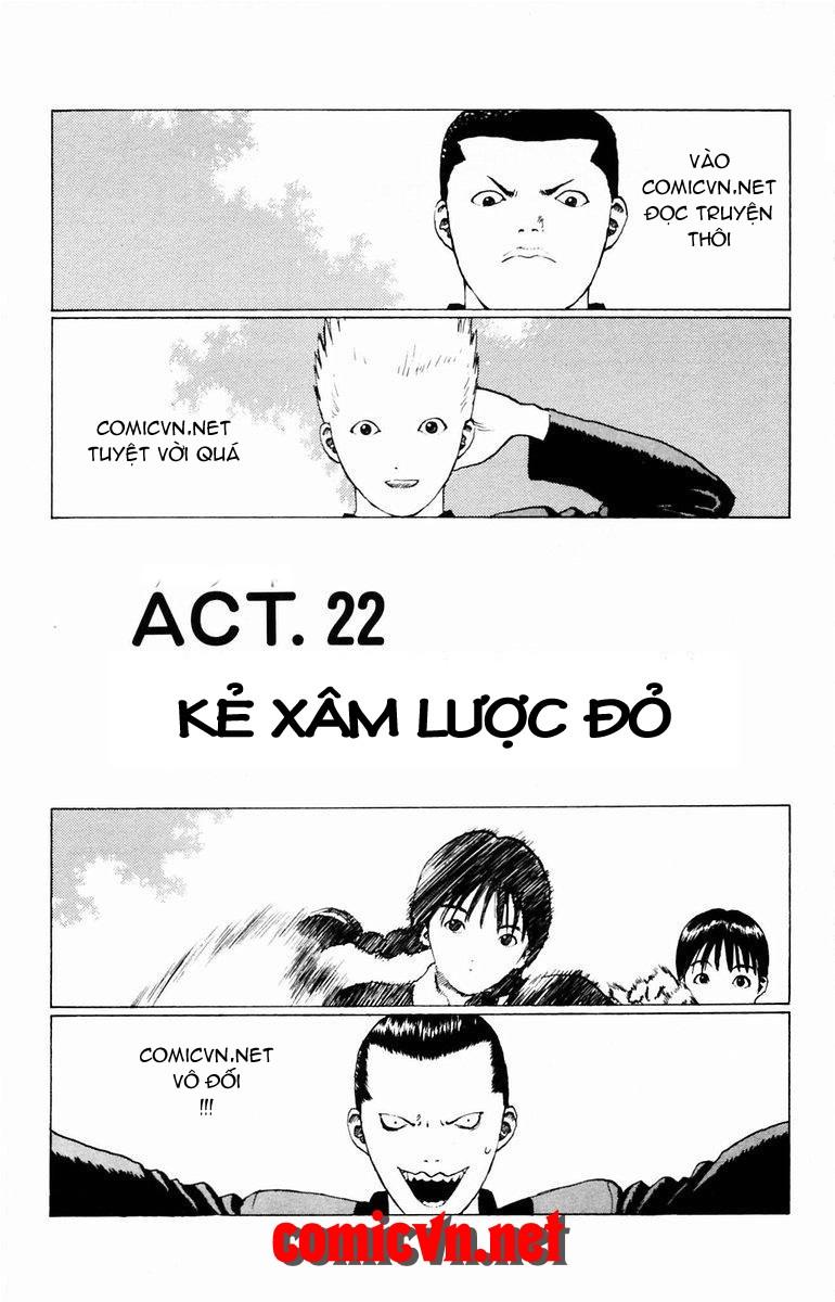 Angel Densetsu chap 22 - Trang 3